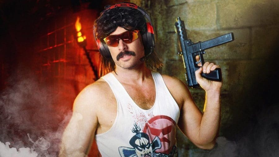 dr disrespect personal info
