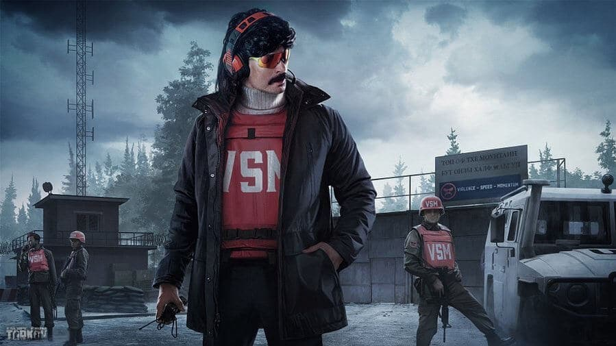 dr disrespect salary and income