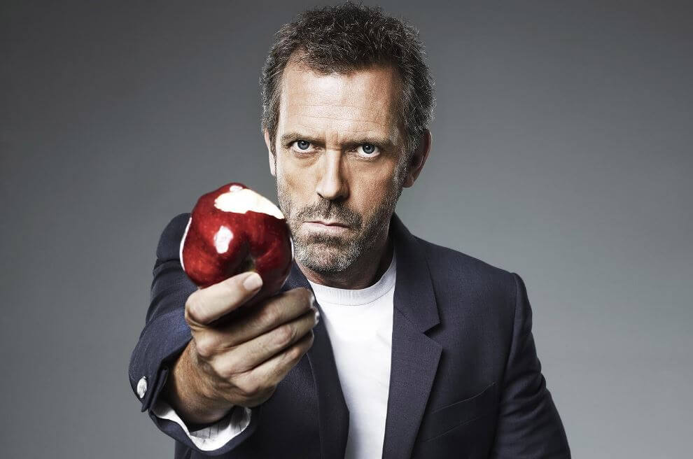 Hugh Laurie's Income