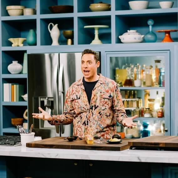 Jeff Mauro youtube income and earnings