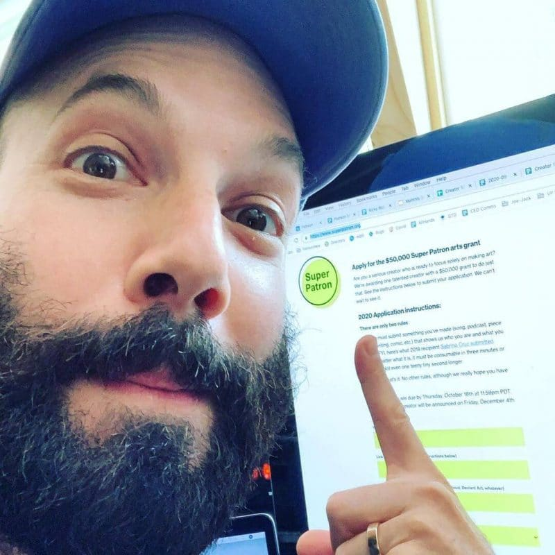 jack conte earnings and income