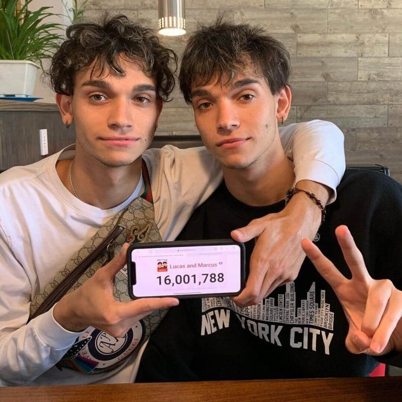 lucas and marcus personal info