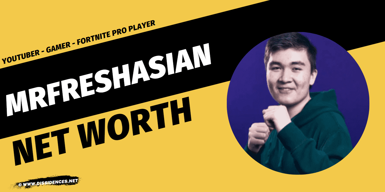 MrFreshAsian Net Worth 2021 | Real Name, Age, Height, Facts