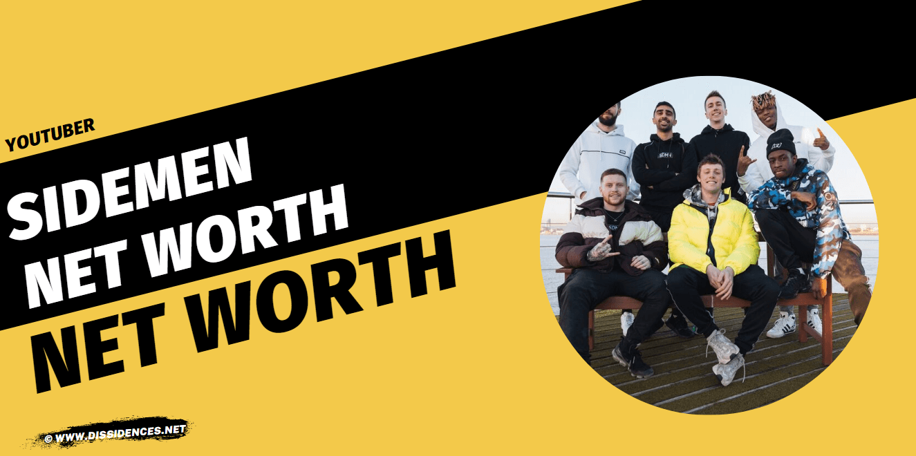Sidemen Net Worth and Earnings From Youtube | 2021