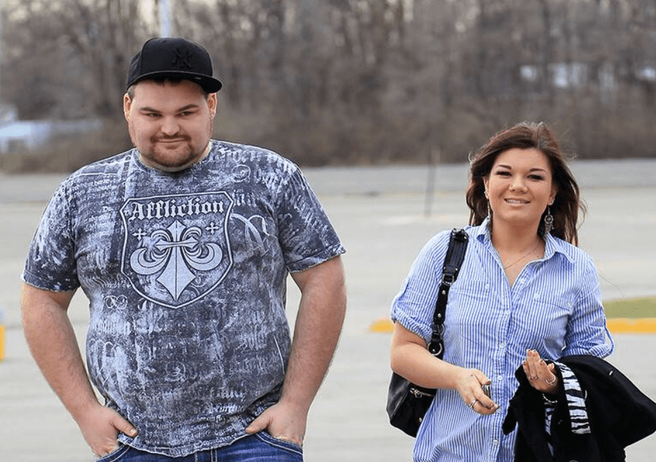 Amber Portwood With Gary Shirley